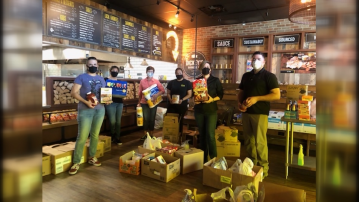 NBCares Silver Linings: Dickey's BBQ