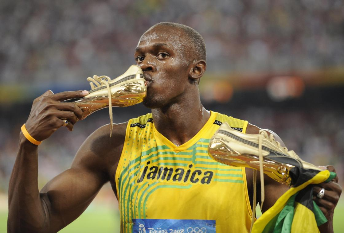 Olympic great Usain Bolt tests positive for the coronavirus