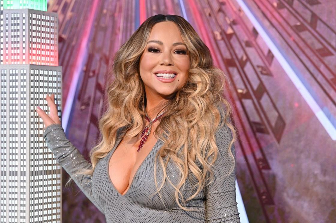 Mariah Carey announces new album called 'The Rarities'