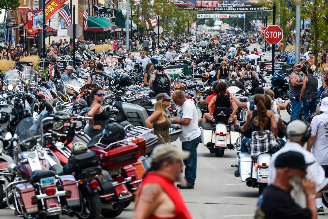 First Coronavirus Case Reported out of Sturgis Motorcycle Rally