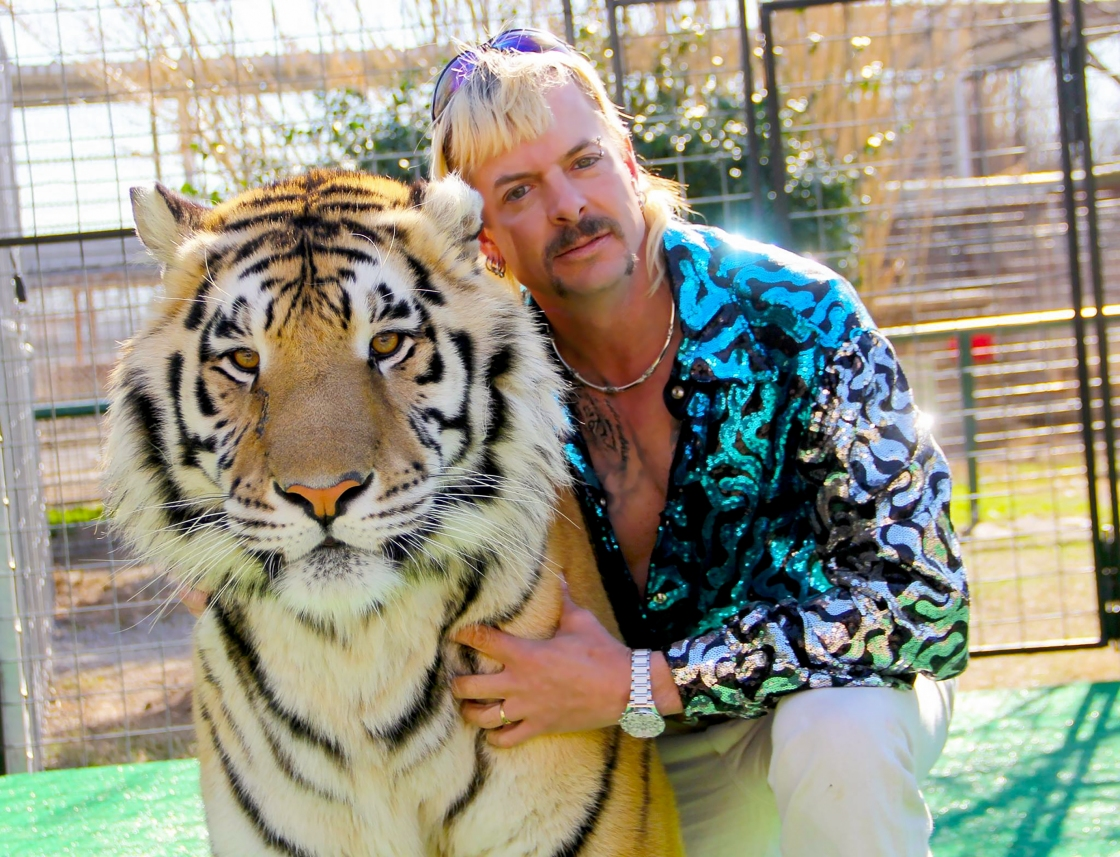 'Tiger King' zoo closes after feds suspend its license