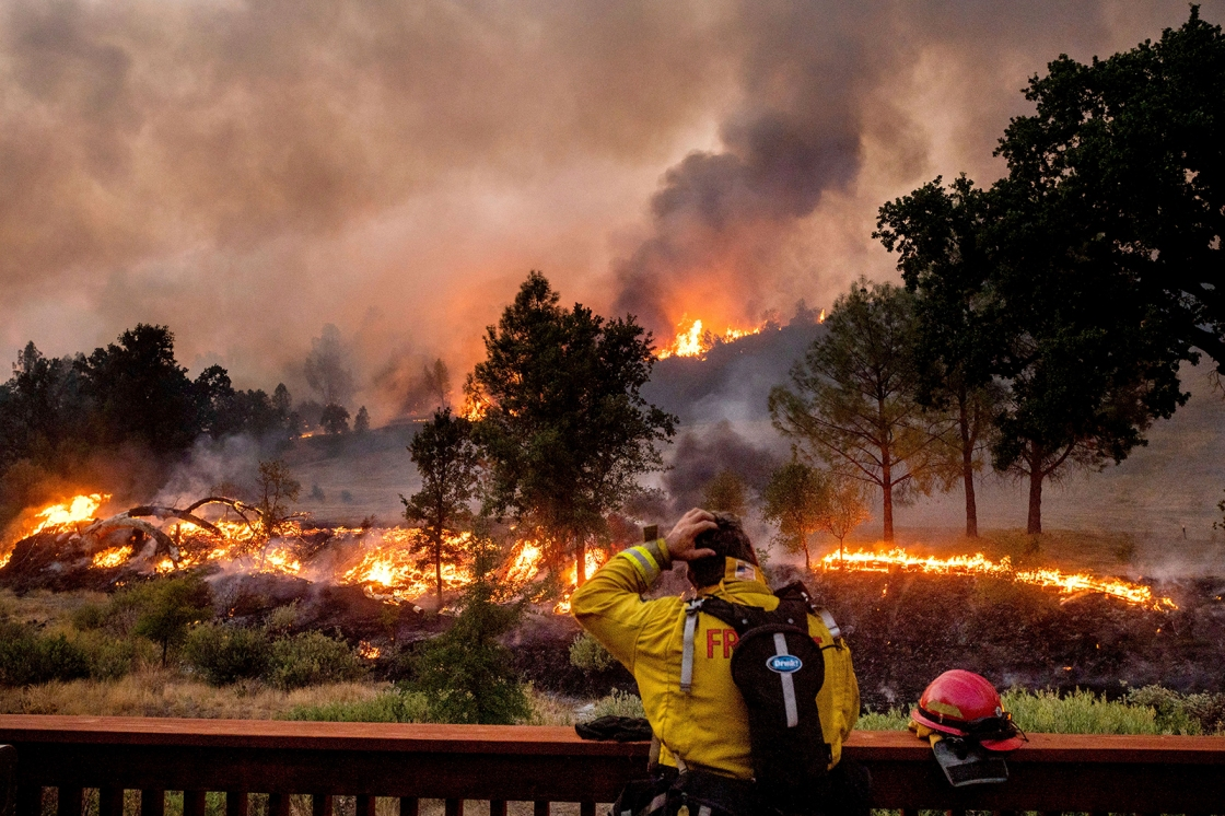State's Emergency Services Sees No End In Sight to California Disasters