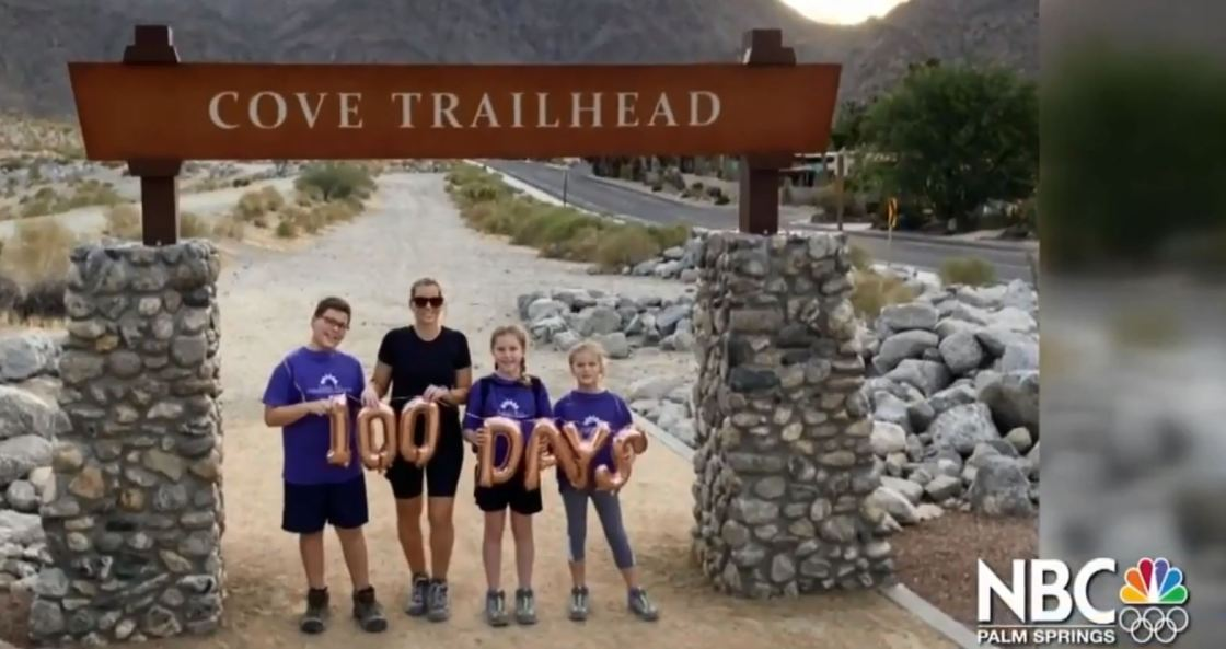 NBCares Silver Linings: Hikes for Hope