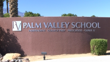 Palm Valley School is first in Coachella Valley to have in-person waiver approved