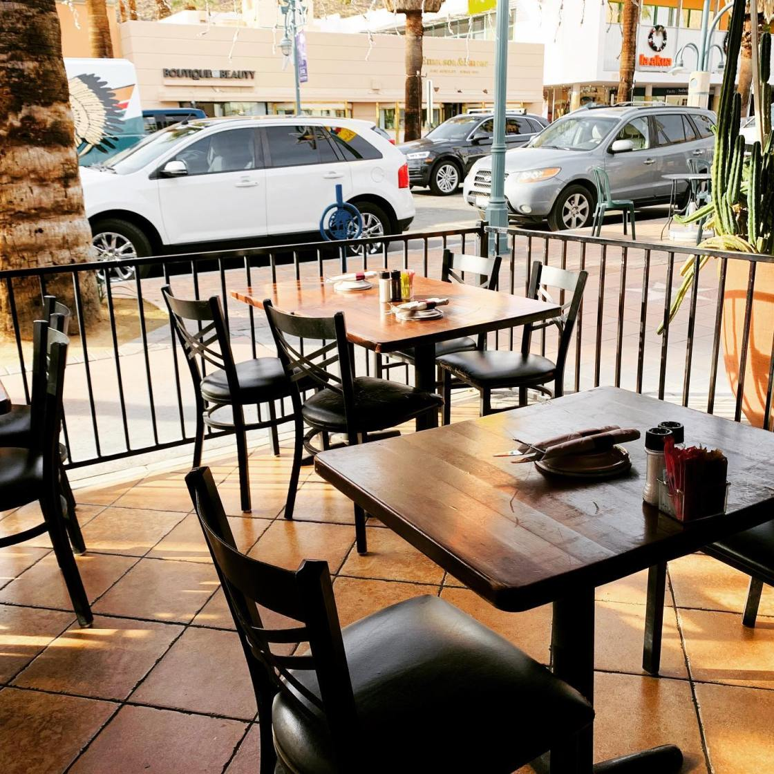 Palm Spring City Council approves restaurant expansion onto Palm Canyon