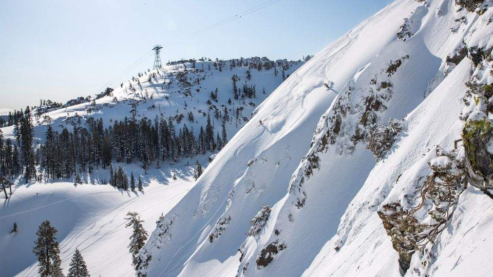 Historic Squaw Valley Ski Resort changing its name