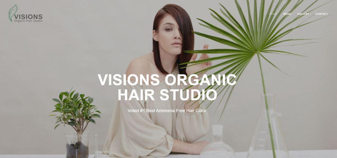 NBCares Silver Linings: Visions Organic Hair Salon