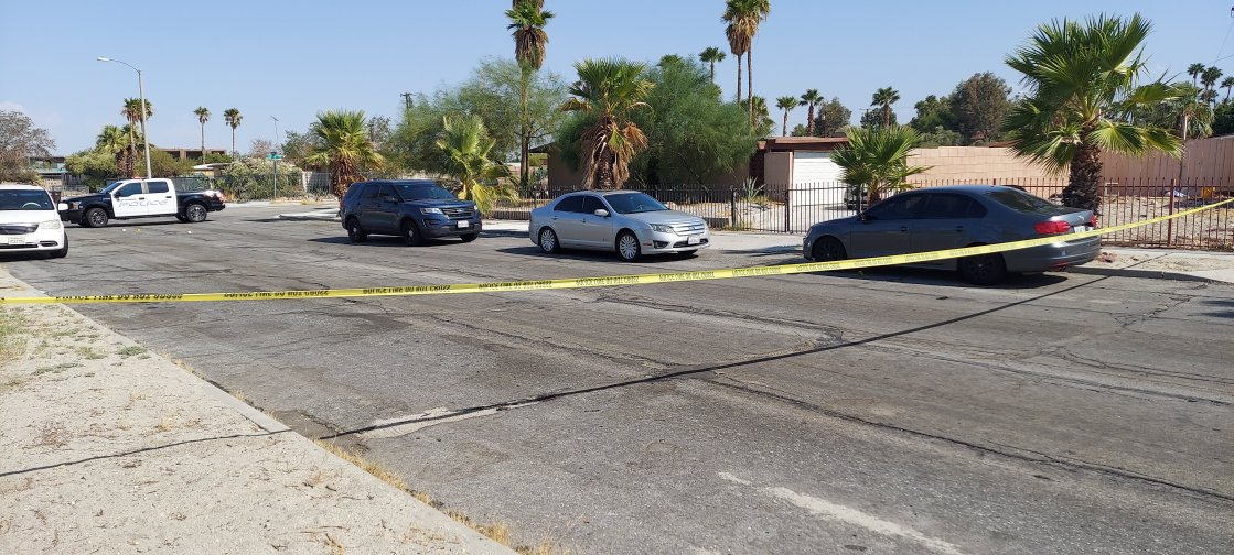 Officers investigating another shooting in North Palm Springs