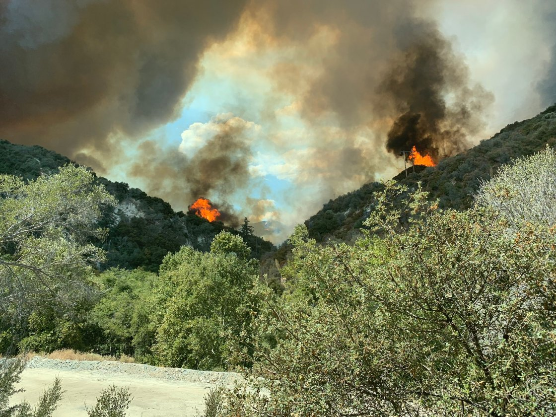 Bobcat Fire Grows to Over 113,000 Acres, But Containment Grows to 38%