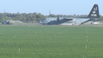 Plane makes emergency landing in Thermal after possible midair collision