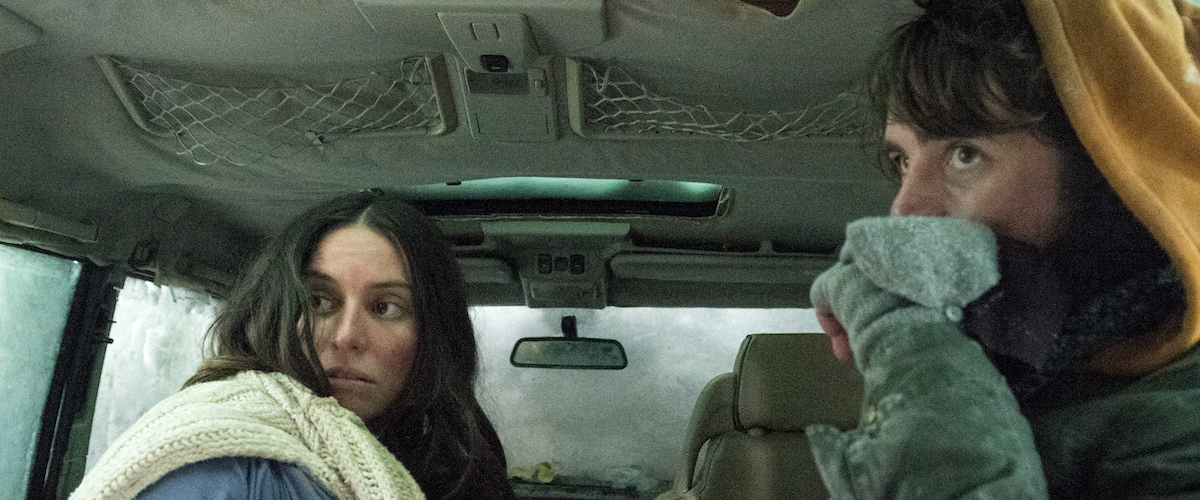 """Centigrade"" Interview:  Genesis Rodriguez Talks About the Claustrophobic Survival Thriller"
