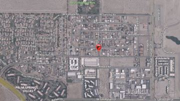 Shooting Reported Overnight in Palm Springs