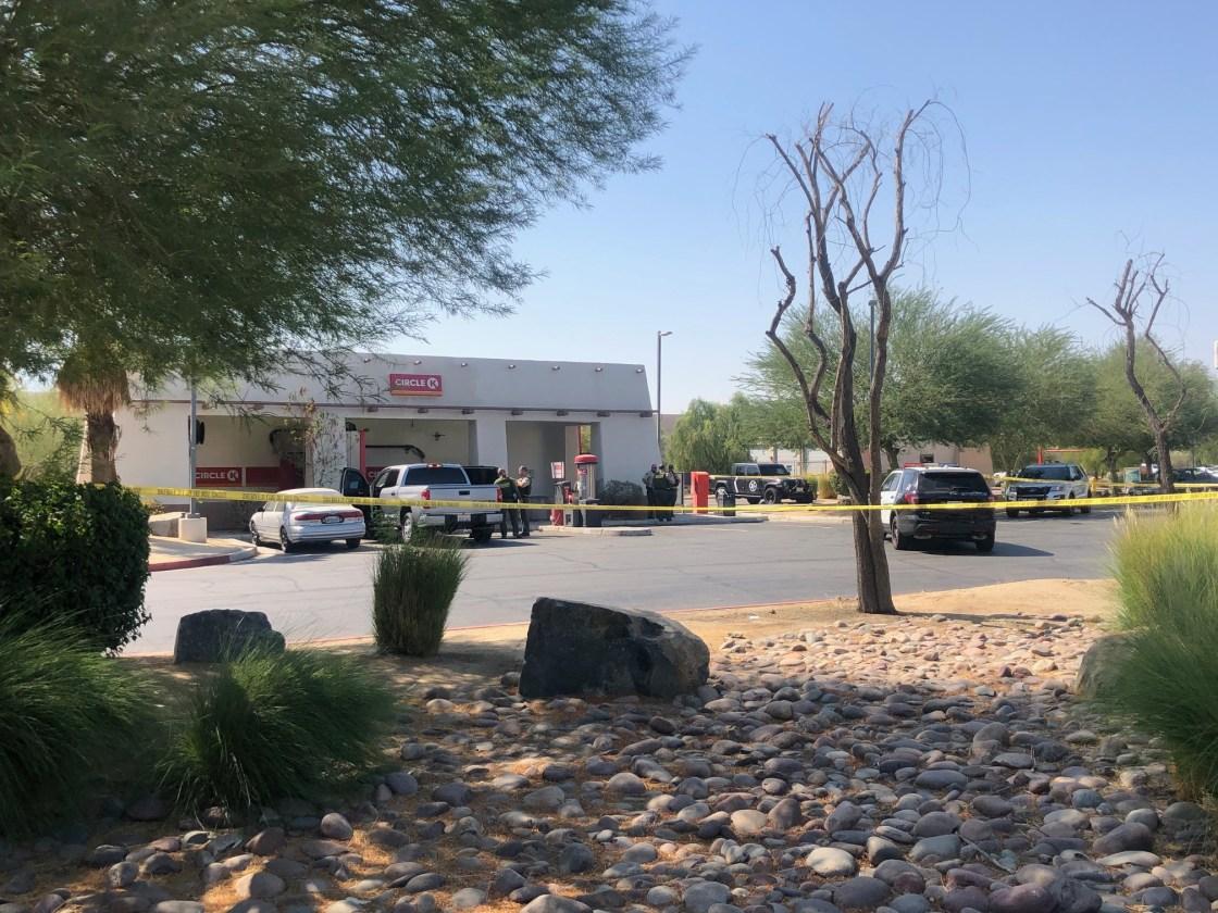 Palm Desert shooting deemed as self-inflicted injury