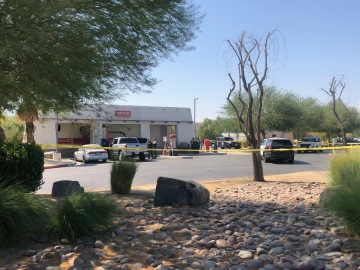 Palm Desert shooting deemed as self-inflicted injury