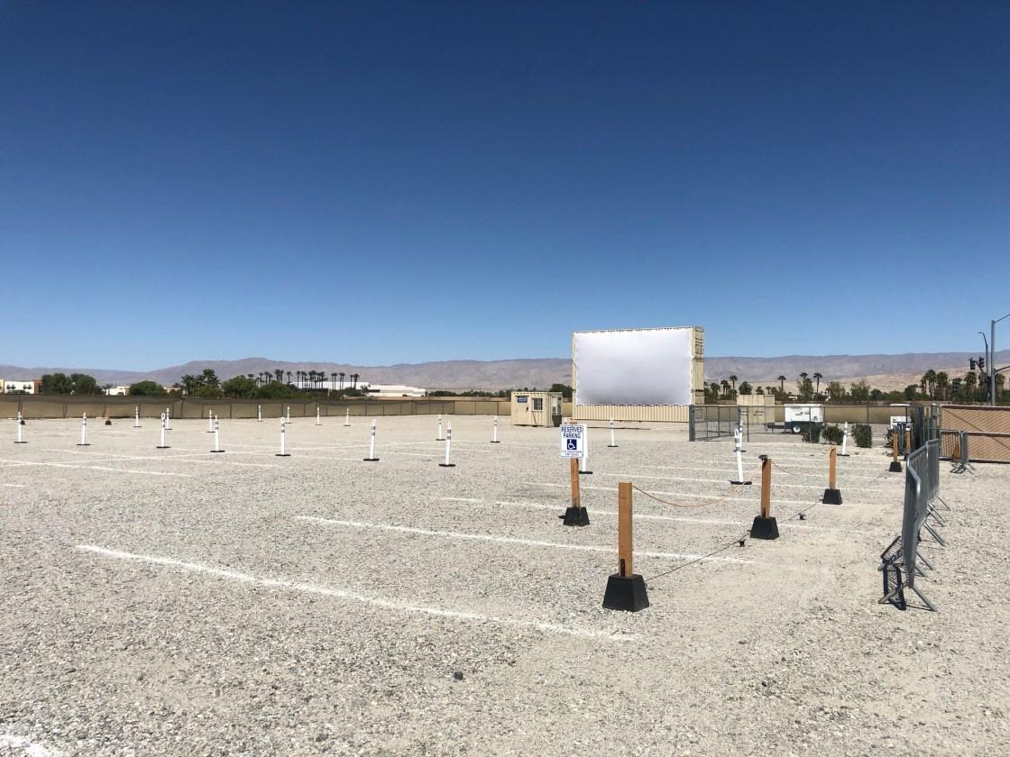 Palm Springs Air Museum Hosting Drive-In