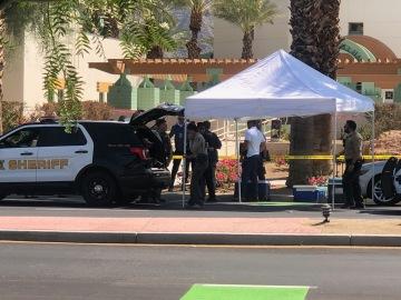 Suspect dead following deputy-involved shooting in La Quinta