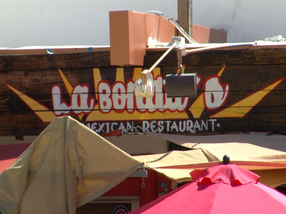 Local Restaurant Fined For Indoor Dining