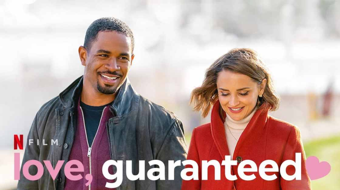 """Love Guaranteed"" — Romance and Dating Sites"