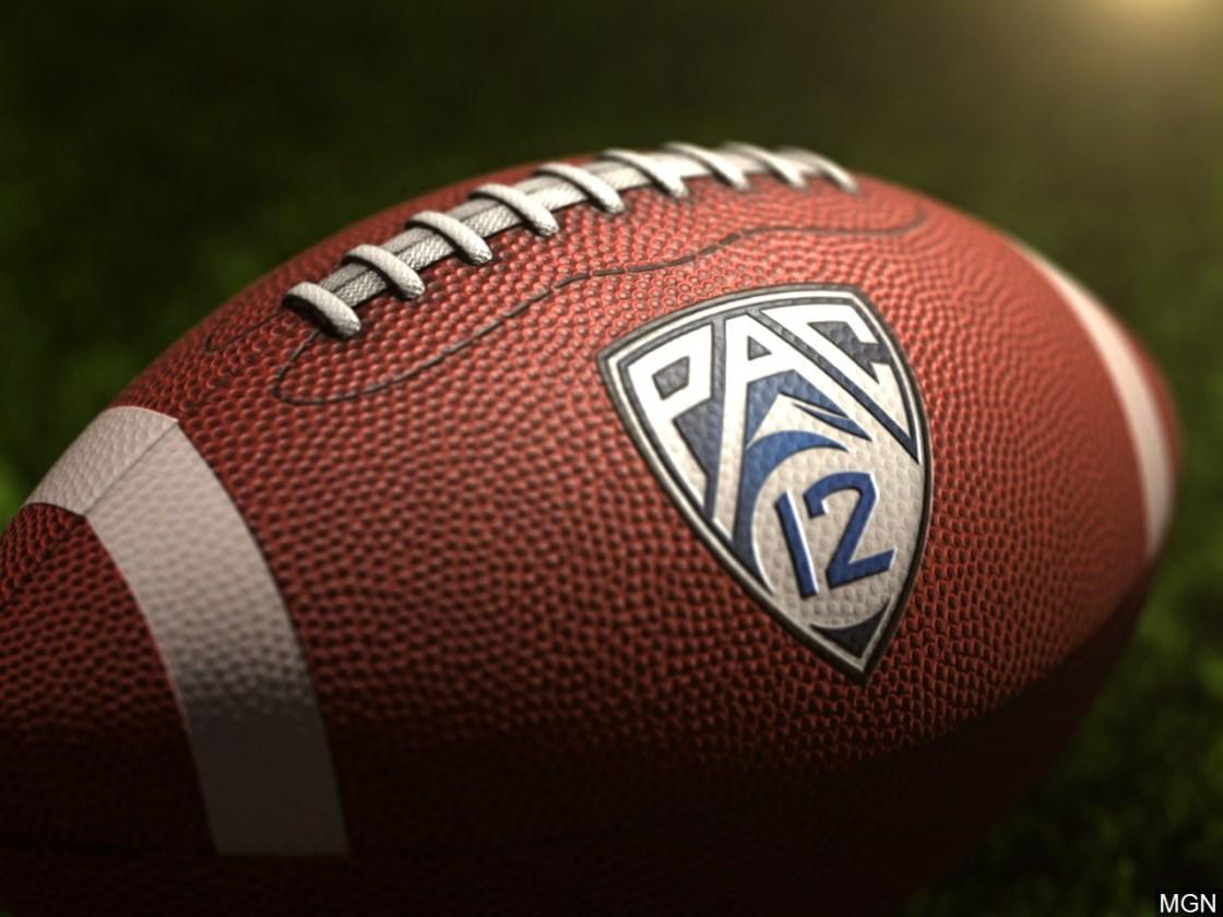 Pac-12 Football to resume beginning of November