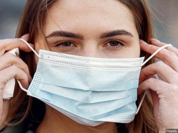 California Clarifies COVID Mask Mandate: Wear One Anytime You're Near Others