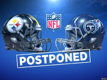 Sunday's Steelers-Titans game postponed due to coronavirus