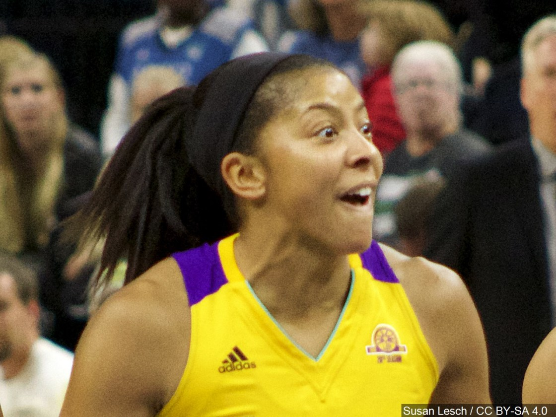 PAC-12 football schedule is set and Candace Parker is the WNBA 2020 DPOY