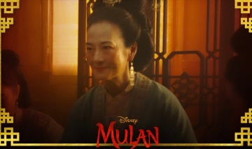 "Loyal, Brave, and True!  Rosalind Chao Talks ""Mulan"""