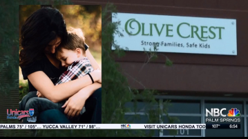 NBC CARES: SILVER LINING OLIVE CREST