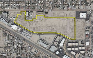 Indio Officials Seek Ideas for Proposed Sports Park