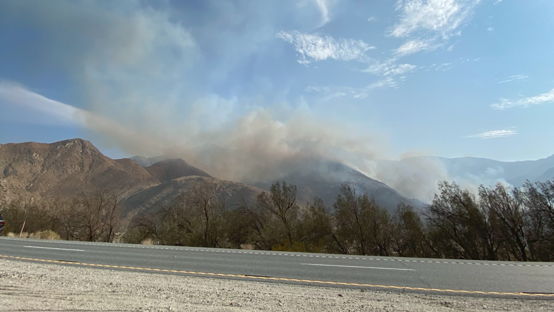 Snow Fire 52% contained; Evacuation orders lifted.