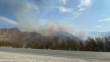 Snow Fire 20% contained; Evacuation orders lifted.