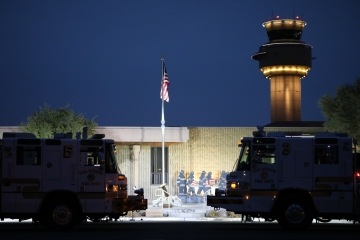 Palm Springs Fire Department hosts annual 9/11 Memorial Ceremony