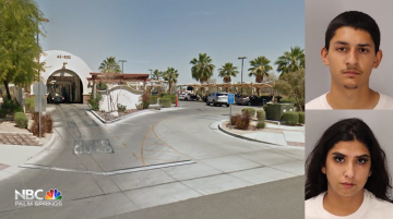 Two suspects in custody following armed robbery at Quick Quack carwash in La Quinta