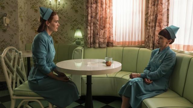 Ratched Speaks!  Sarah Paulson and Judy Davis Discuss New Netflix Show