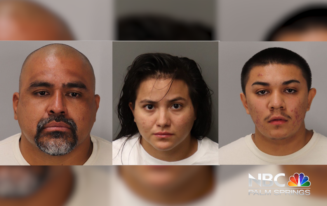 Three Charged With Murder in August Homicide at Cathedral City Park