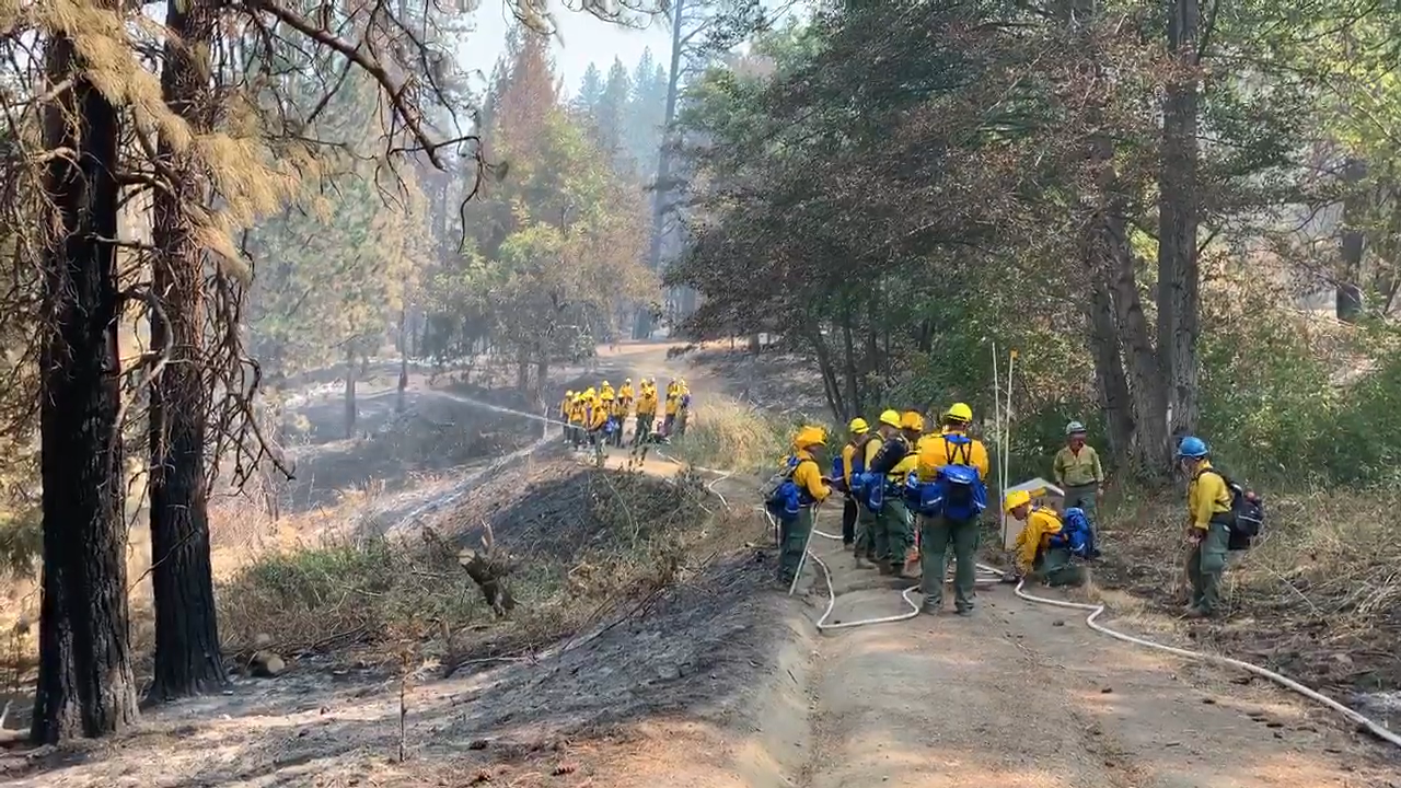 Fire Crews Added to Forest Reserves Ahead of Red Flag Weekend