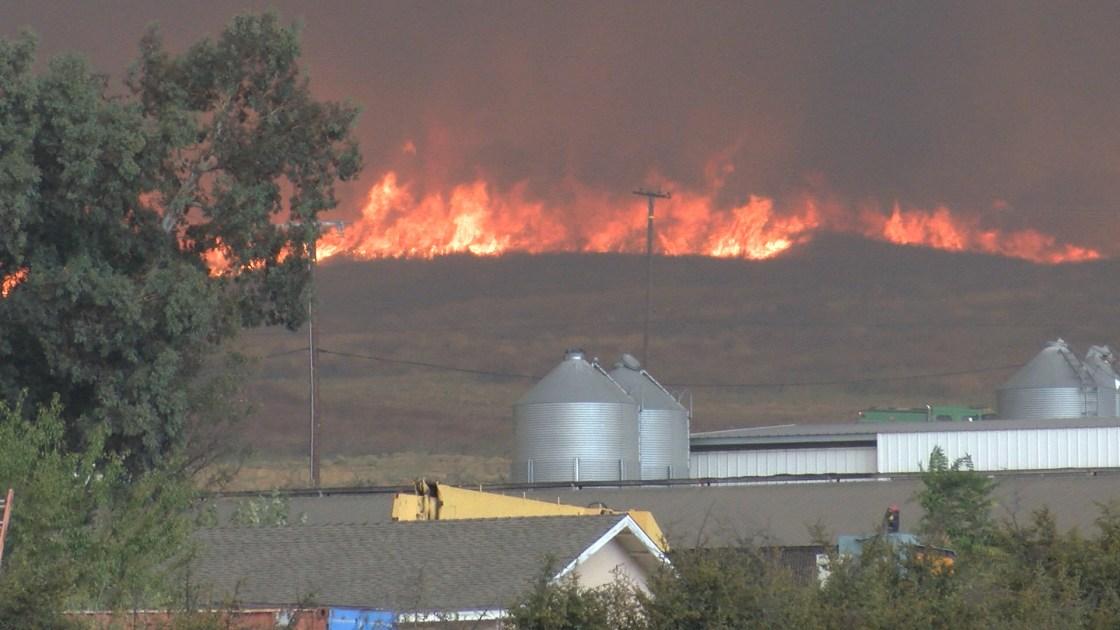 El Dorado Fire Mandatory Evacuations Continue