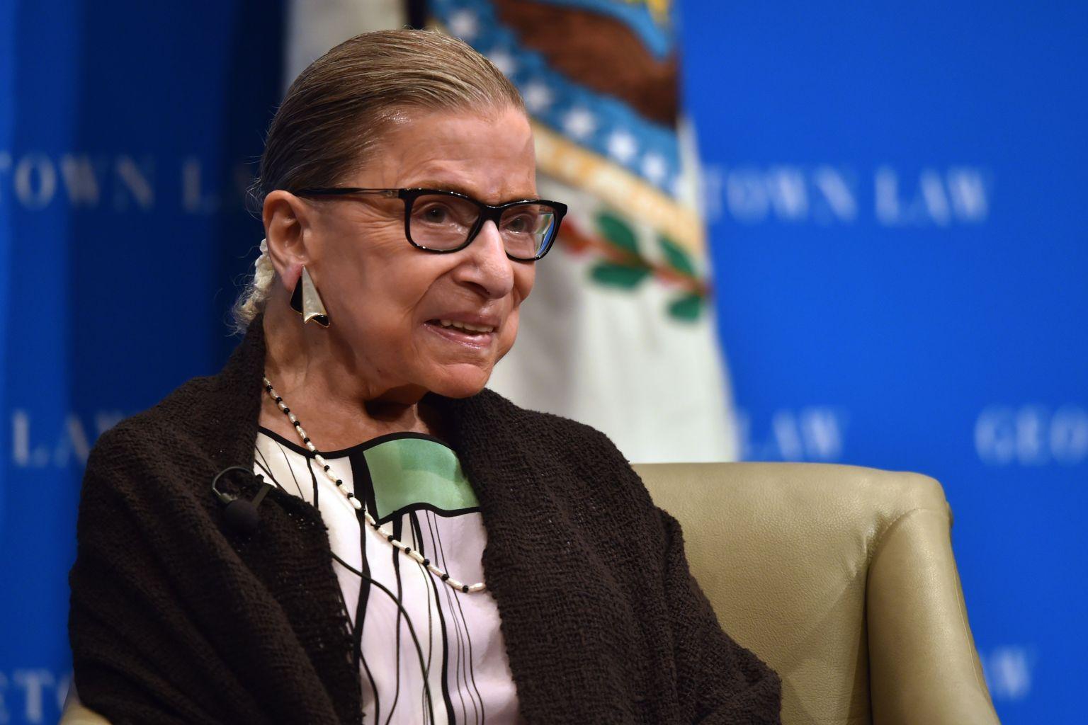 Senate resolution to honor Ruth Bader Ginsburg blocked
