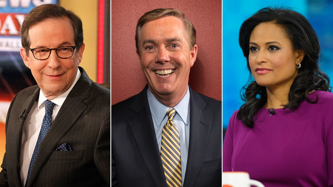 Presidential debates to be moderated by Chris Wallace, Steve Scully and Kristen Welker