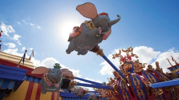 Disney, Other Theme Parks Will Remain Shuttered For Months Under State Rules