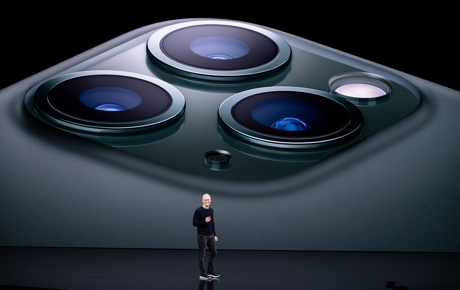 Where is the iPhone 12?