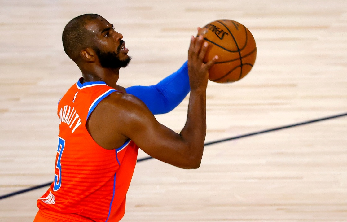 Chris Paul says NBA players 'are woke' and empowered in the social justice movement