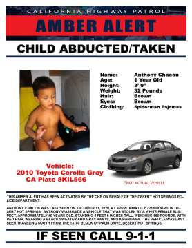 Child found after overnight kidnapping, Suspect arrested
