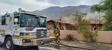 An Inside Look at Palm Springs Fire Department Training