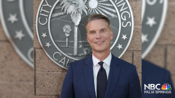 Palm Springs City Manager David H. Ready announces retirement