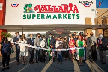First Riverside County Vallarta Supermarket Opens in Indio
