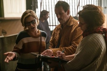 "Julie Bowen Reteams with Adam Sandler for ""Hubie Halloween"""