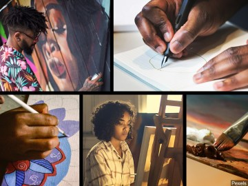 Artists Invited to Share Work In Palm Desert