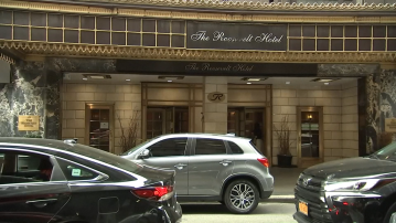 New York's Roosevelt Hotel to close after nearly 100 years due to the pandemic