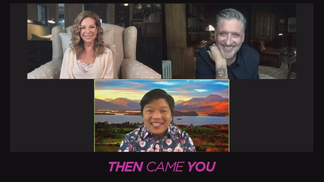 "Kathie Lee Gifford and Craig Ferguson Interview for ""Then Came You"""